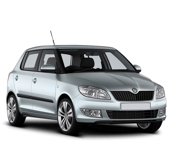 Scoda Fabia or similar